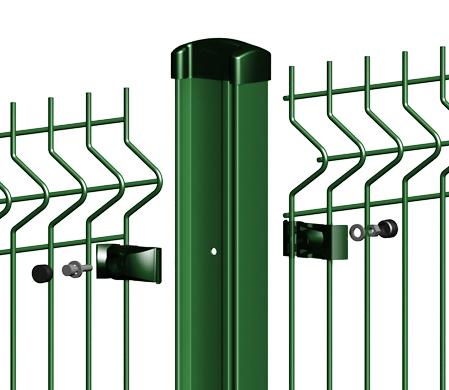 Panelne ograje Vega B - Gamma