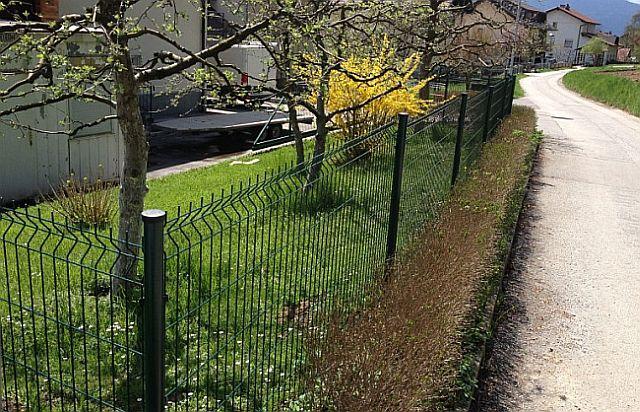 panelne ograje