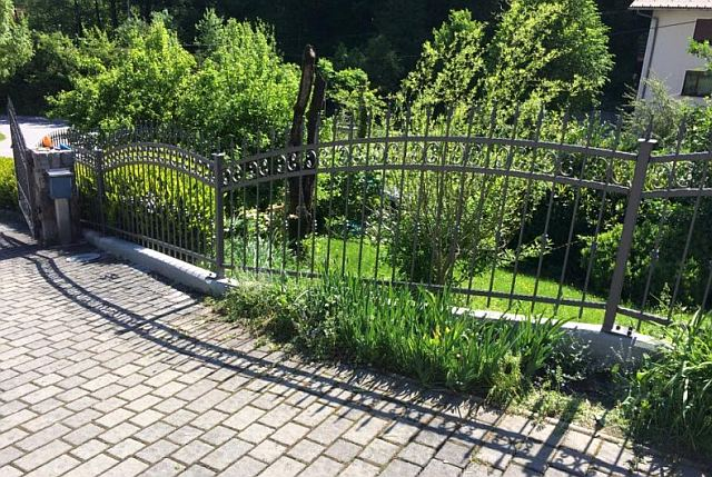 kovane ograje